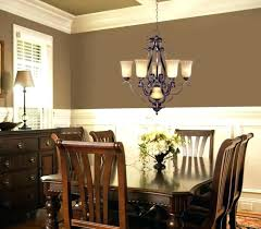 size of chandelier for dining table size of chandelier for dining table chandelier size for dining