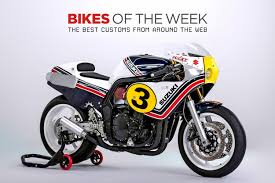 cafe racer scrambler and custom motorcycles bike exif