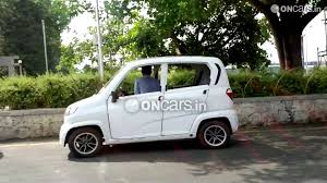 bajaj new car releaseBajaj RE60 spotted Given green light by government for commercial