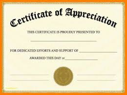 Certificate Template Doc Free Word Document Experience Docx