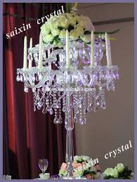 candle chandelier centerpieces for weddings image antique and