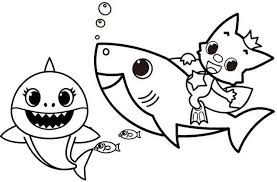 Explore 623989 free printable coloring pages for you can use our amazing online tool to color and edit the following baby shark coloring pages. 12 Best Baby Shark Pinkfong Coloring Sheets For Children Coloring Pages Shark Coloring Pages Baby Coloring Pages Disney Coloring Pages