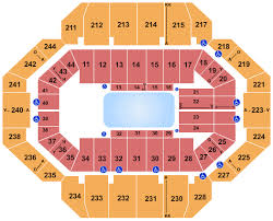 Disney On Ice Rupp Arena Seating Chart Rupp Arena Seating Chart Lexington