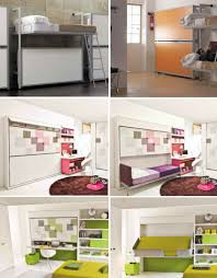 Awesome Convertible Beds For Small Rooms Prodigious Resource Furniture Designs  Spaces Urbanist Interior Design 12