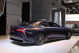 2018 lexus fc. brilliant lexus mark templin declined to comment on the specifics but mentioned that  company is focusing craftsmanship and technology for 2018 lexus ls and lexus fc