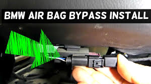 bmw passenger seat occupancy airbag mat bypass install does it work bmw passenger seat occupancy airbag mat bypass install does it work