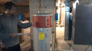 Heater Pump How I Got A 999 Geospring Hybrid Heat Pump Water Heater For 299