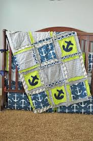 nautical baby crib bedding for baby boy