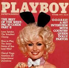 """Mit 75 Jahren: Dolly Parton stellt ihr """"Playboy""""-Cover von 1978 nach - WELT"""