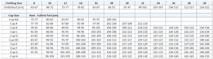Berlei Sports Bra Size Chart Bra Brief And Hosiery Size Guide Bras Nz