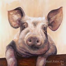 this little piggy sold prints available