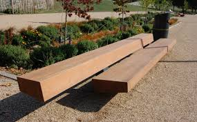 Modern Park Bench  Google Search  HCG Furniture  Pinterest Modern Park Benches