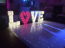 Wedding Love Lights Hire Rent 4ft Giant Led Love Lights Letters For Weddings