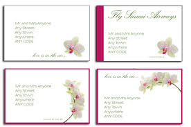 Wedding Invitation Labels Template - April.onthemarch.co
