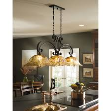 Oil Rubbed Bronze Kitchen Island Lighting Superior Kitchen Island Lighting Fixtures 8 Artcraft Ac10304ob