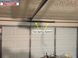 again you want a garage door that is balanced so that it will function safely and will not cause pre failure to your garage door opener or other