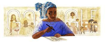 Google Doodle: 5 tins to sabi about Buchi Emecheta - BBC News Pidgin