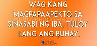 Educational Quotes Tagalog