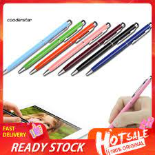 Bút Cảm Ứng 2 Trong 1 Cho Ipad Iphone Tablet