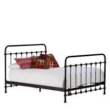 florida single victorian black simple metal bed frames uk