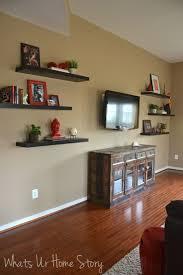 Shelves Around Window Best 25 Shelves Around Tv Ideas Only On Pinterest Media Wall