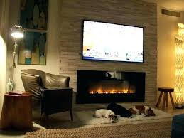 napoleon 50 inch wall mount electric fireplace nefl50b ivation mounted real flame dinatale black the best