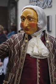 Baroko účesy