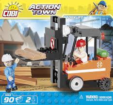 <b>Forklift</b> v2. <b>COBI</b> 1668. - купить в специализированном магазине