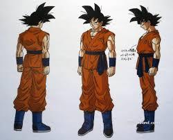 Goku Design Dragon Ball Z Resurrection F Goku Vegetas New Logo Origin