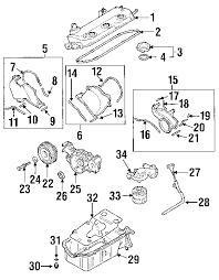 parts com® mitsubishi montero engine parts oem parts 2003 mitsubishi montero limited v6 3 8 liter gas engine parts