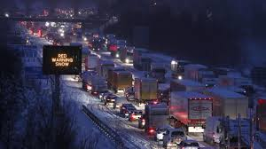 City Lights Shelter Reading Pa Uk Weather Armed Forces Called In As Death Toll Rises To 10