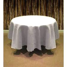 90 inches tablecloth inch round burlap tablecloth round burlap table cloth natural burlap table cover round 90 inches tablecloth amazing round