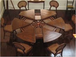 breathtaking round dining table with leaf 6 chairs round table furniture round fantastic perspective 42 round