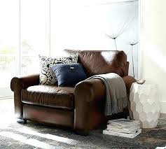 oversize recliners oversized and overstuffed living room recliner set leather cover