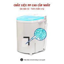 CÔNG NGHỆ ĐỨC] Máy Giặt Mini Tự Động Dành Cho Quần Áo Em Bé, Trẻ Em Siêu  Tiết Kiệm Điện Và Nước - Máy giặt