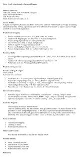Entry Level Office Assistant Resume Fascinating Office Assistant