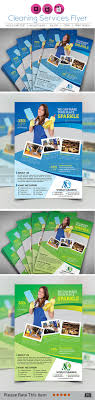 cleaning services flyer magazine ad magazine ads flyers and cleaning services flyer magazine ad template psd design