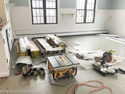how to remove carpet prep for hardwood floor