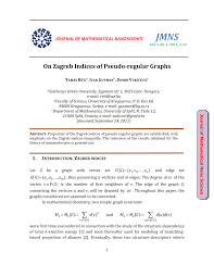 On The Vertex Degree Indices Of Connected Graphs Request Pdf