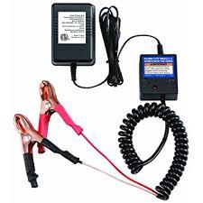 amazon com 12 volt automatic battery float trickle charger by cen 12 volt automatic battery float trickle charger by cen tech