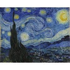 vincent van gogh starry night canvas vincent van gogh arthipo