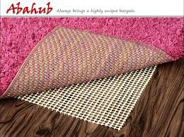 non slip rug pad for carpet anti slip rug pad for under area rugs carpets runners