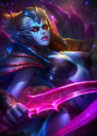 dota2 vengeful spirit fanart by neoartcore on deviantart