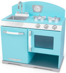 Kid Craft Retro Kitchen Kitchen Room Kidkraft Retro Kitchen Blue Cool Features 2017