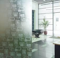 beautiful home interior decoration using etched glass door design cheerful home interior decoration ideas using