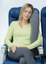 office naps. Travelrest - Ultimate Travel Pillow / Neck Ergonomic, Patented \u0026 Adjustable For Airplanes Office Naps