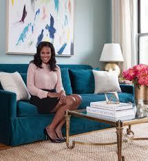 Black Female Interior Designers Interior Designer Nicole Gibbons Is Oprah Approved Curbed