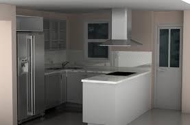 Very Small Kitchen Design Best U Shaped Kitchen Design Ideas All Home Designs
