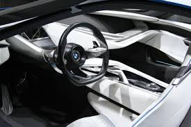 bmw i8 interior production. bmw vision efficientdynamics concept bmw i8 interior production