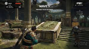 Video Gears 24 Minutes Of Gears Of War 4 Horde 3 0 Gameplay Pax West 2016